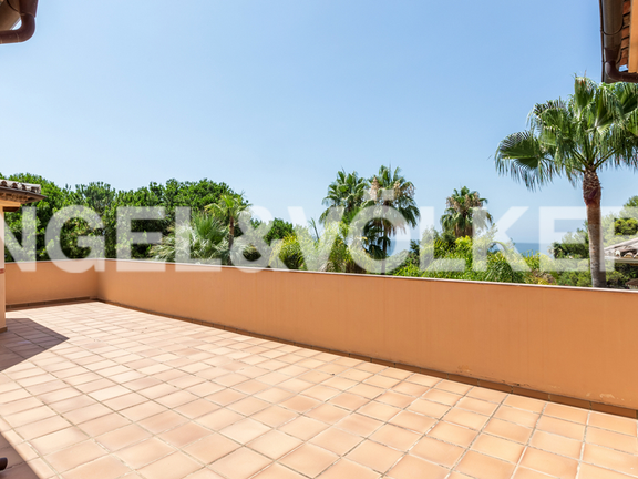 House in Altos Reales - Terrace