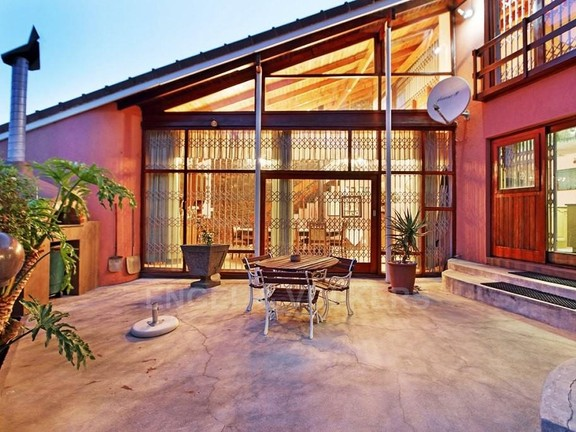 House in Mt Rhodes - Patio