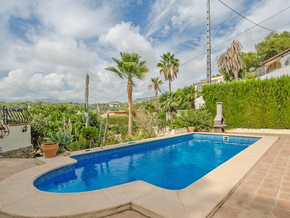 House in Surroundings - Villa in Benissa, Terrace
