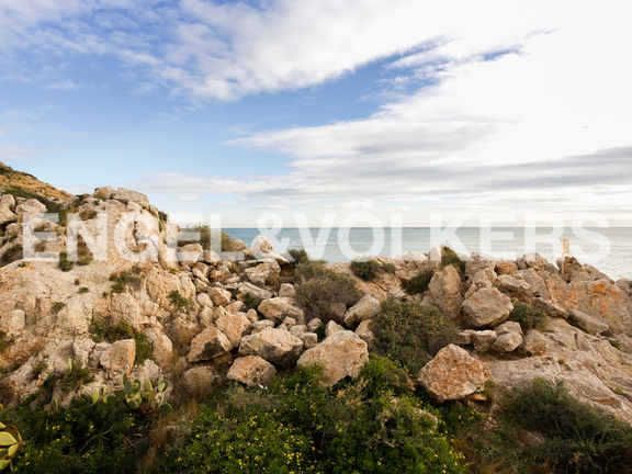 House in Cullera - View to the sea