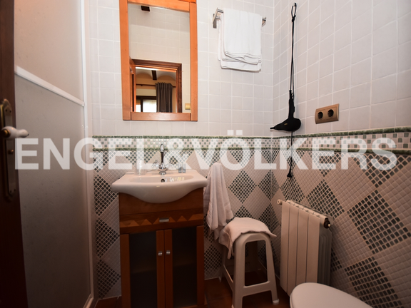 House in Finestrat - Charming villa, in natural environment in Finestrat. Bathroom