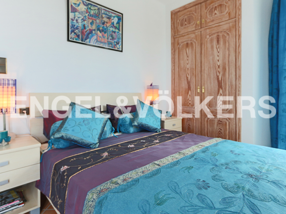 House in La Sella Golf - Bedroom upper level.
