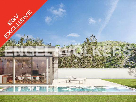 House in Surroundings - Stunning Modern High Quality Luxury Villa in Calpe, Villa