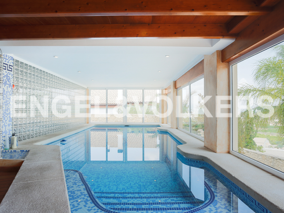 House in Alzira - Indoor swimming pool