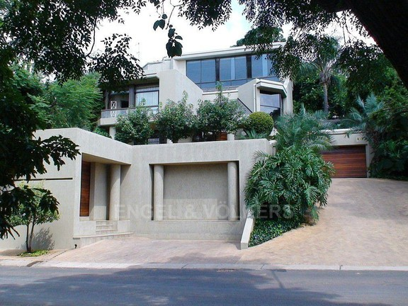 House in Waterkloof