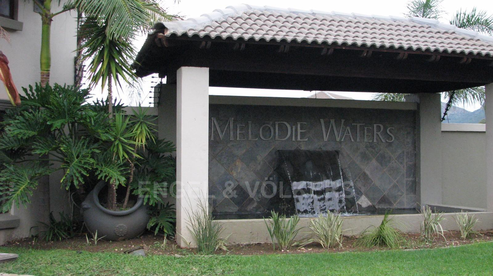 House in Melodie - Security Estate