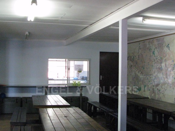 Land in Farms - Canteen area
