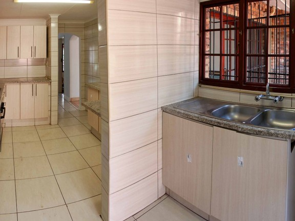 House in Waterkloof Heights - Kitchen and scullery