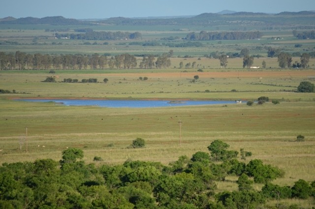 Land in Lekwena Wildlife Estate - View Of The Dam