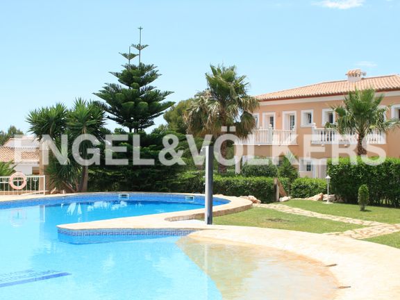 House in Calpe - Detached House in Calpe, Pool