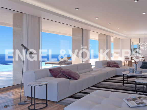 House in Cumbre del Sol - Luxury Villa in Cumbre del Sol, Interior