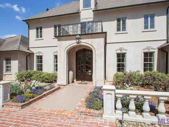 Exquisite custom built Country French Chateau