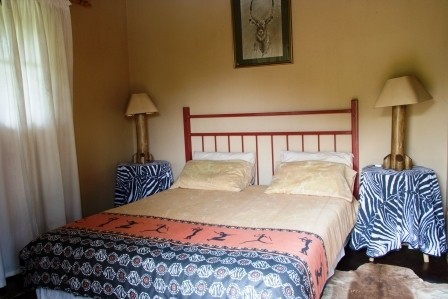 Land in Farms - Dam Lodge - Chalet