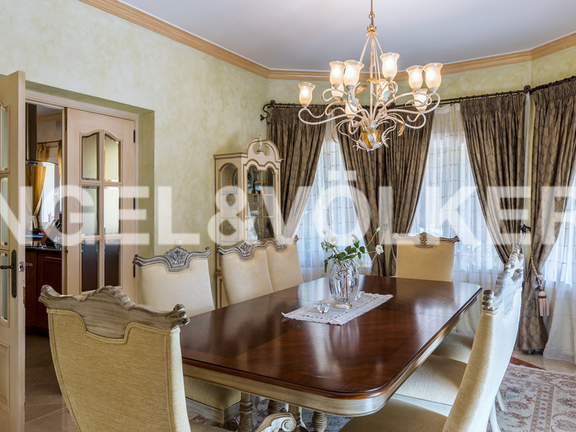 House in Altos Reales - Dining Room