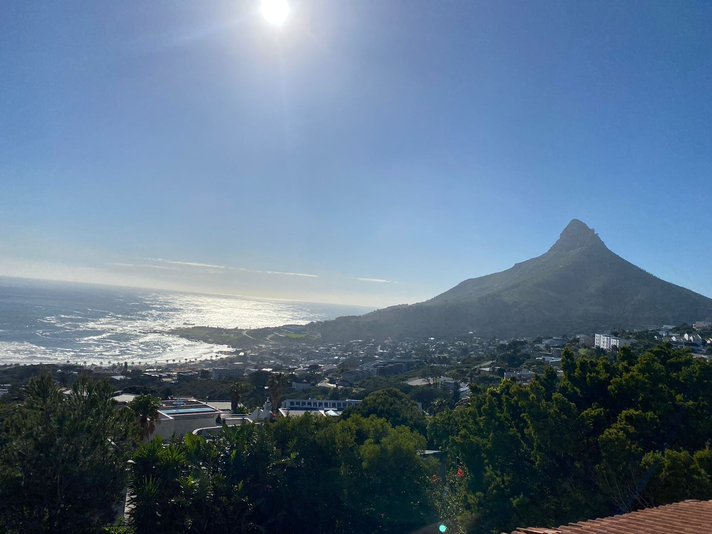 House in Camps Bay - Lions Head