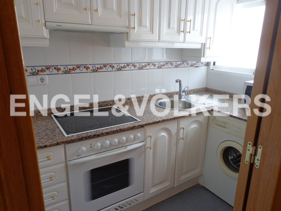 Condominium in Calpe - Penthouse in Calpe, Kitchen
