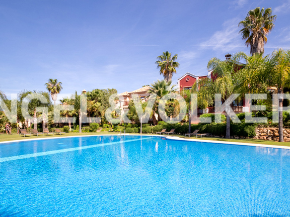 House in Marbella hill club - Swimming Pool