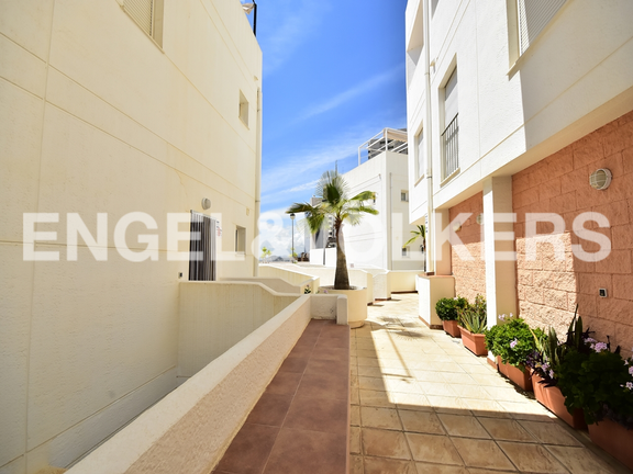 Condominium in Benidorm Rincón de Loix - Penthouse duplex in quiet area in Benidorm. Community areas