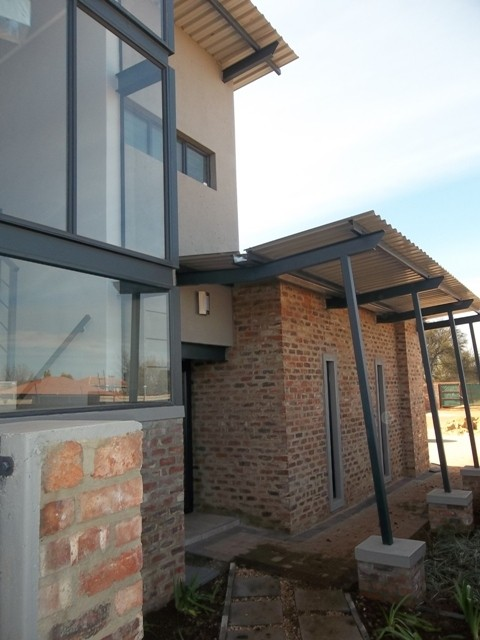 House in Bailliepark - Front