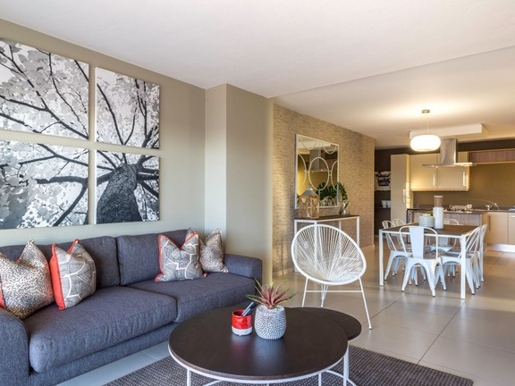 Condominium in Bryanston - 2 bed living.jpg