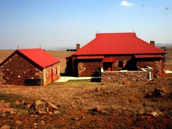 House in Dullstroom Country Estate
