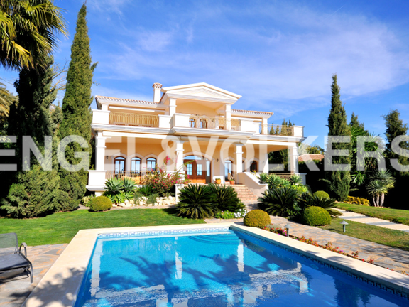 House in Sierra Blanca - Villa in Sierra Blanca