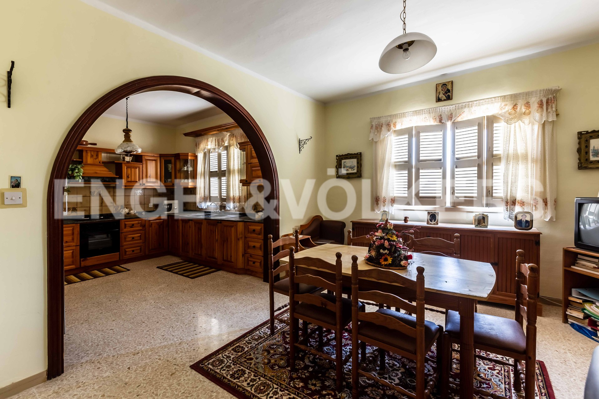 House in Mgarr - Dining Area