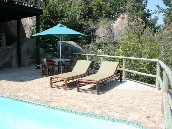 Land in Farms - Rock Lodge - Pool