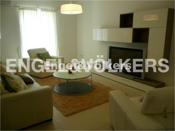 Condominium in Sliema - Sliema, Duplex Apartment, Stting Room