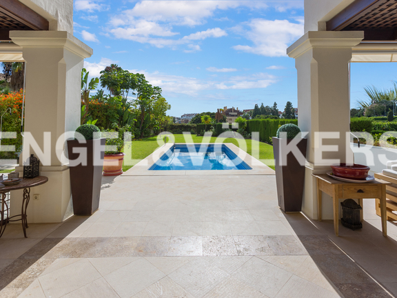 House in Golden Mile - Terrace & Pool