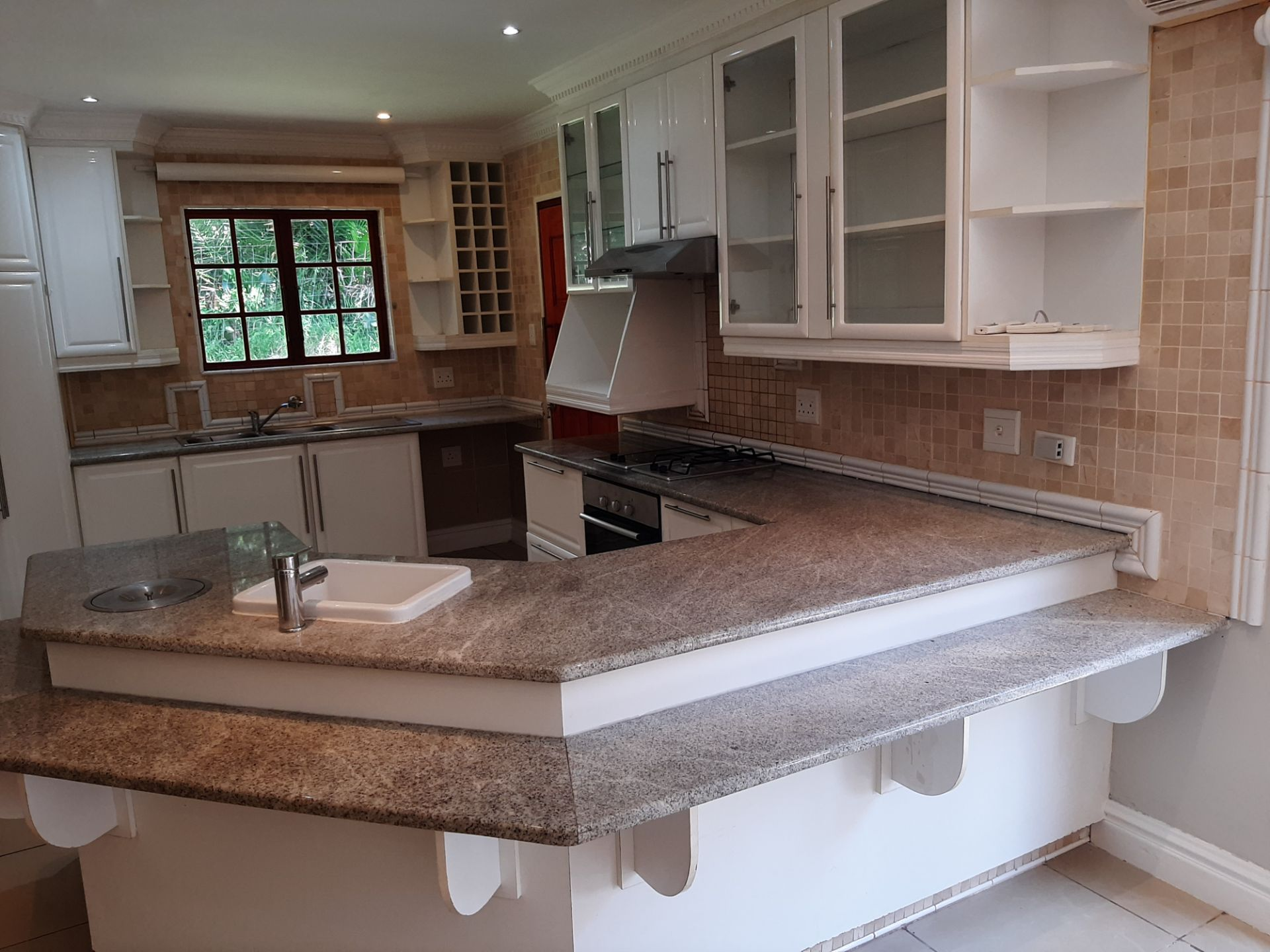 Apartment in Southbroom - Kitchen