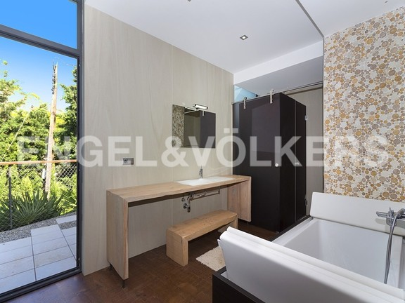 House in Benidorm Rincón de Loix - Ultra luxury villa with breathtaking views. In suite bathroom