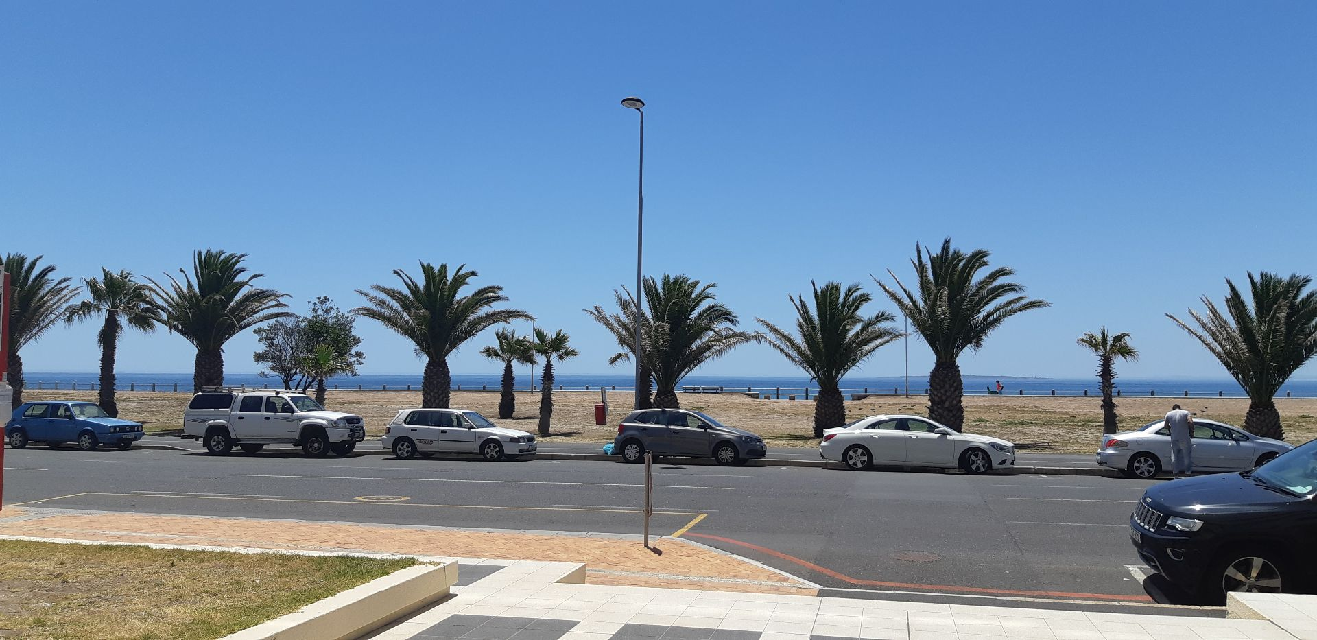 Apartment in Mouille Point - View