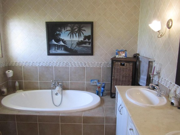 House in Caribbean Beach Club - Main ensuite
