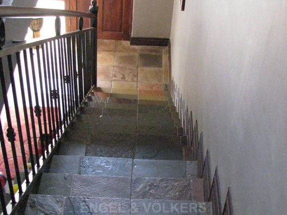 Apartment in Melodie - Stairs to the downstairs area