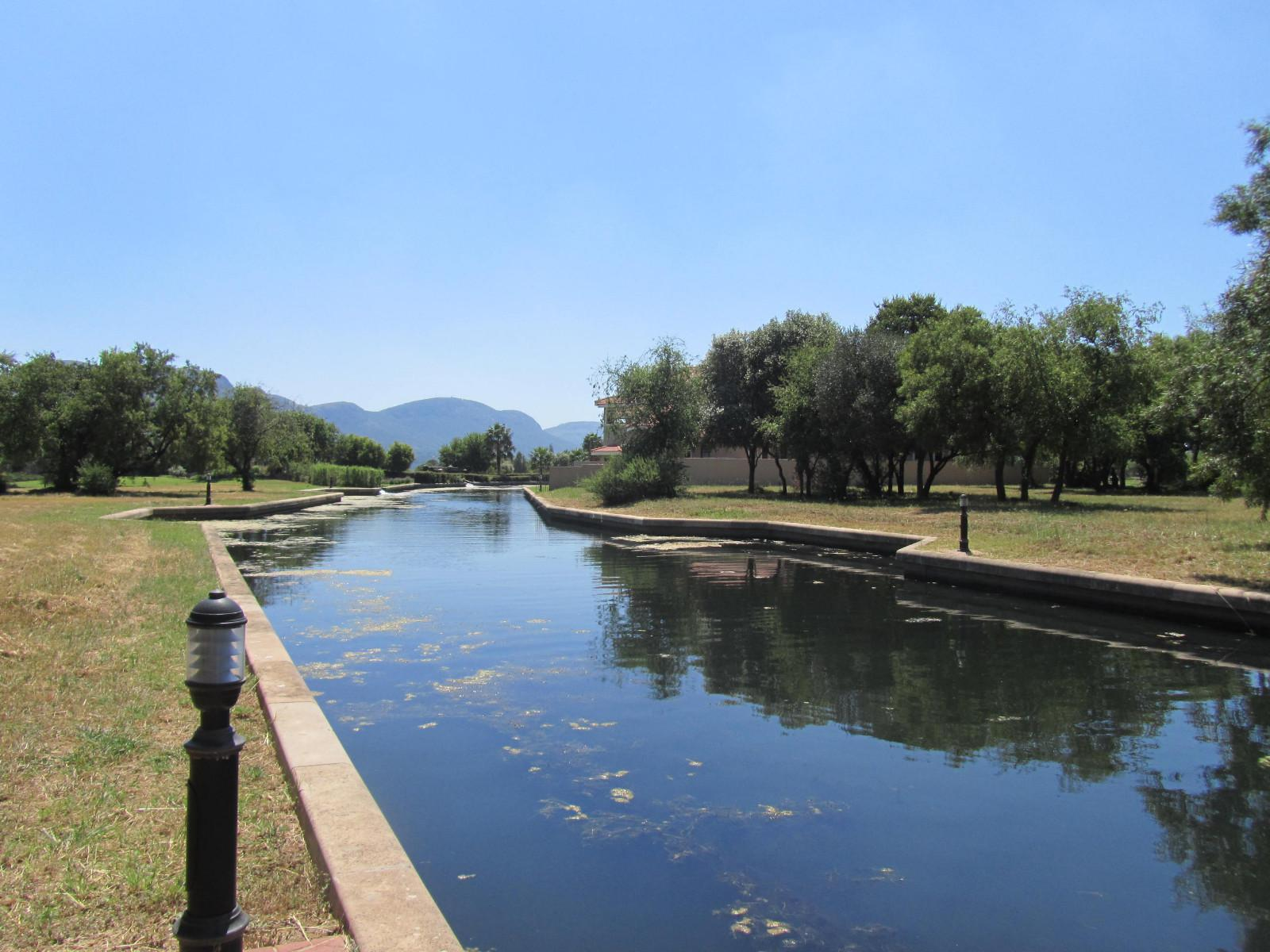 Land in The Islands - Canal frontage