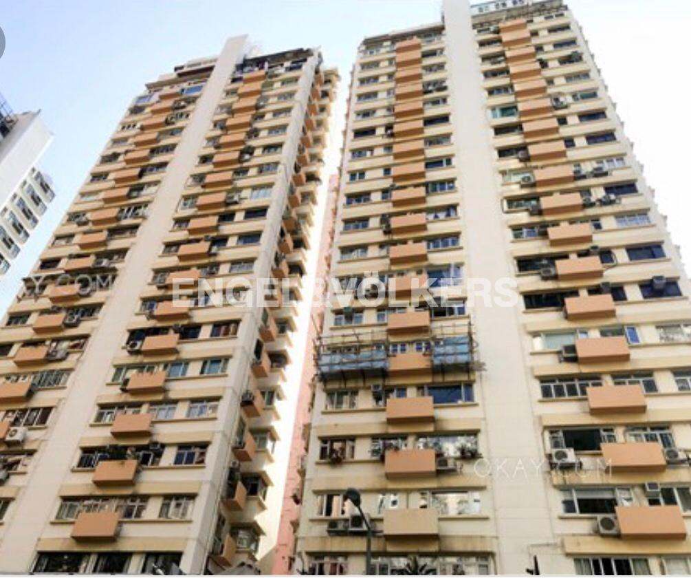 Apartment in Happy Valley/Mid Level East - Friendship Court 友誼大廈