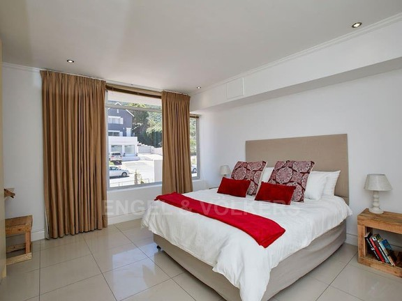 House in Hout Bay - Second bedroom