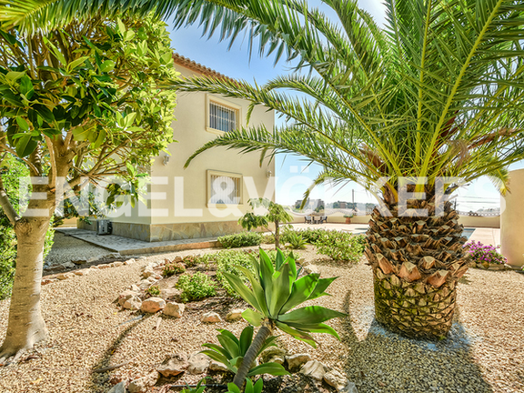 House in Calpe - Garden