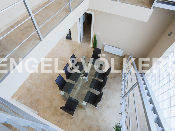 House in Valencia surroundings - Interior views from the first floor