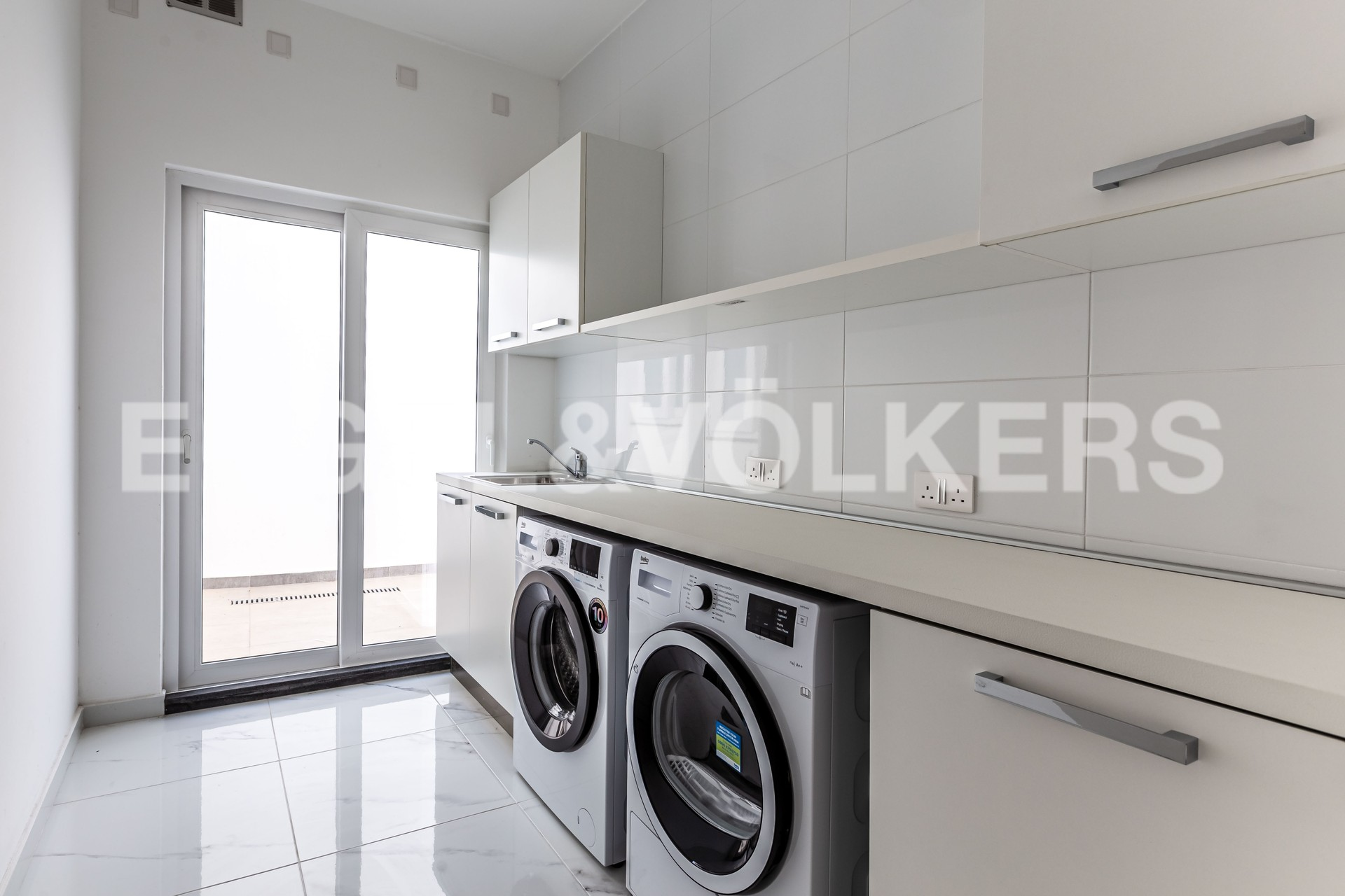 Apartment in Zejtun - Laundry Room