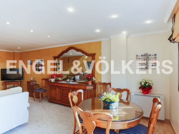 House in Cullera - Dining area