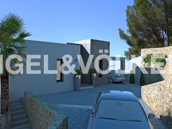 House in Surroundings - Modern High Quality Luxury Villa in Racó de Galeno