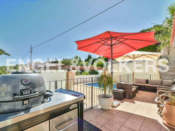 House in Surroundings - Terrace and BBQ