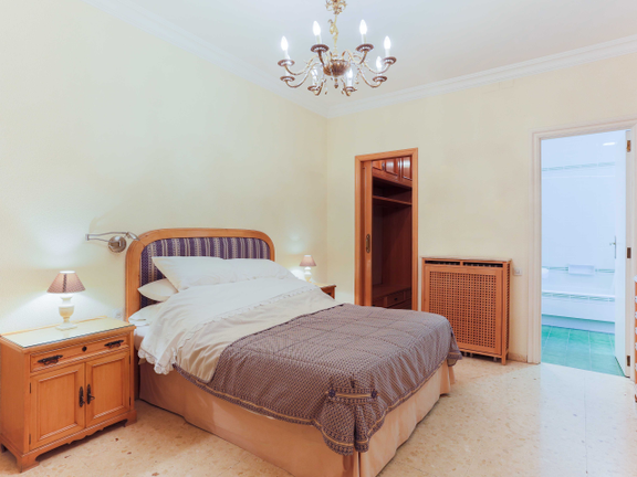 Condominium in Sant Francesc - Bedroom