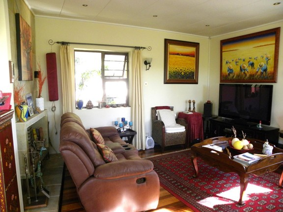 House in Bonnie Doon - Lounge