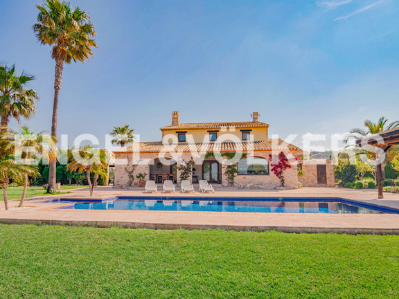 High Quality Luxury Finca in Pedramala - Benissa Costa