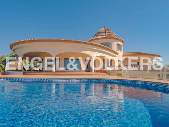 House in Calpe - High Quality Luxury Villa with Sea Views in Calpe, Villa