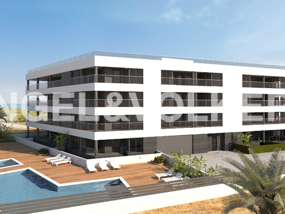 Condominium in La Mata