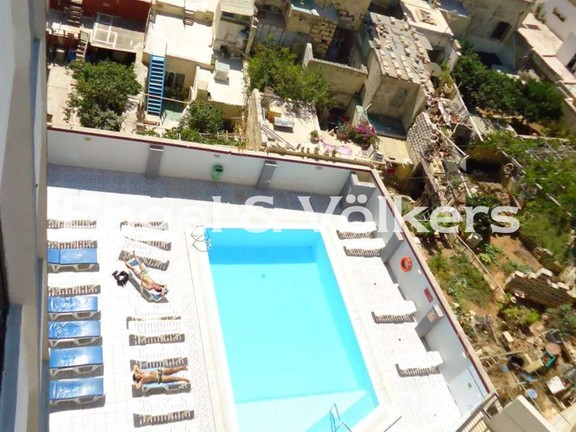 Penthouse, Paceville, Swimming Pool
